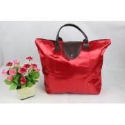 定制色丁布纯色折叠购物袋牛津布袋环保购物袋