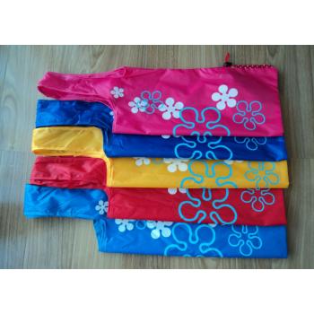 折叠购物袋 涤纶袋 草莓形状袋子 手提超市购物袋可印logo