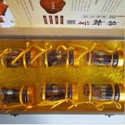 桦树茸礼盒6瓶装