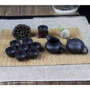 厂家直销紫砂茶具10头礼品套装 活动礼品 赠品