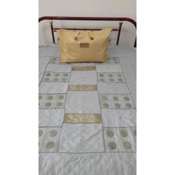 水循环加热温控床垫生产厂家直销水循环玉石二代床垫水暖毯电热毯
