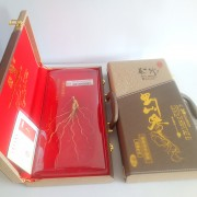 45cm白粽皮盒人参