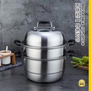 摩登-配齐套装 蒸锅