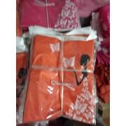PVC单兜涂皮围裙