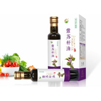 益佳康泰紫苏籽油