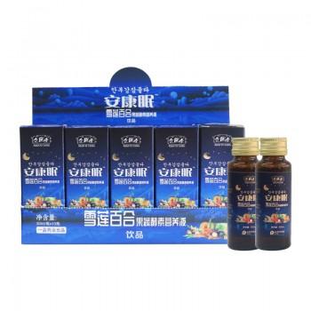 安眠果蔬 酵素   纯植物提取 复合果蔬酵素 10ml*10支
