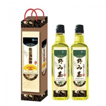 :念医堂  野生山茶油 植物调和油食用