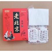 老北京足贴50片盒装