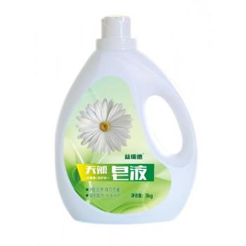 天然皂液3千克 洗衣液