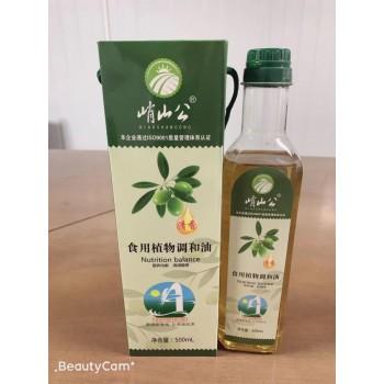 野生山茶油、亚麻籽油、特级橄榄油、特级核桃油500ml/瓶