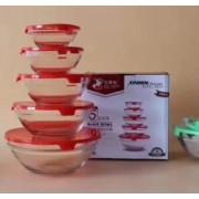 五件套玻璃碗