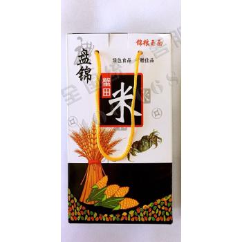蟹田粥米 大米加玉米糁 混400g