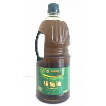 青鸾圣宝胡麻油1.8升