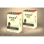 黑米胚芽稻米油720毫升
