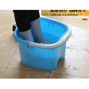6轮手提足浴盆 足浴桶