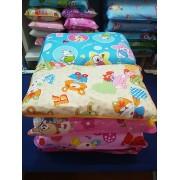 儿童棉纯印花枕
