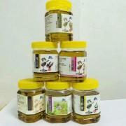 蜂王浆 槐花蜜 百花蜜 椴树蜜 紫云英蜂蜜 土蜂蜜 500g
