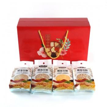 五谷杂粮礼礼盒(四袋装)