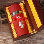 中华龙杯(木盒)