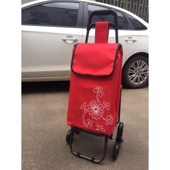 6轮带凳购物车(特价款)(钢管)