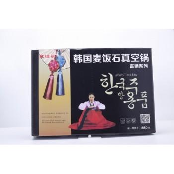 韩国麦饭石真空锅(散发)