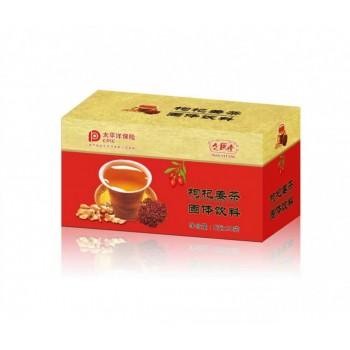 枸杞姜茶即冲即饮 痛经暖胃暖身 采用农家蜂蜜 枸杞茶 冲泡饮品