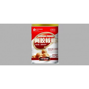 阿胶核桃蛋白粉300克营养粉