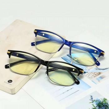 成人款防蓝光眼镜