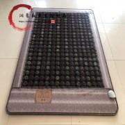 天然玉石床垫双控硅胶(带盖)