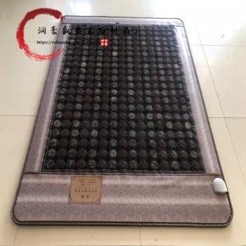 玉石加热床垫双控硅胶(带盖)1.
