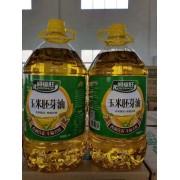 亚麻籽油 橄榄油 玉米胚芽油5升