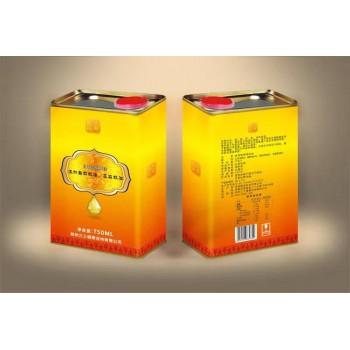 葡萄籽 亚麻籽油马口铁桶装调和油