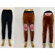 热磁灸理疗棉裤驼绒棉裤加厚保暖棉裤
