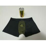 VK英国卫裤磁疗保健内裤健康透气平角内裤罐装包装