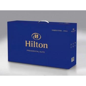 希尔顿乳胶枕