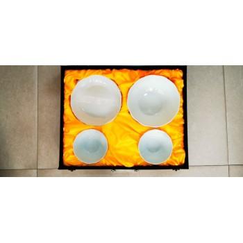 鲁青瓷13件套能量瓷