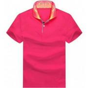 彩领文化衫