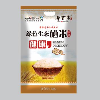江南香米硒米 大米 5公斤