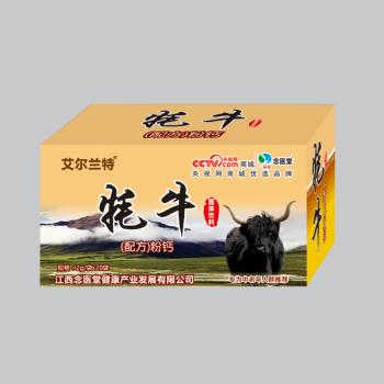 牦牛粉钙 2g*20袋