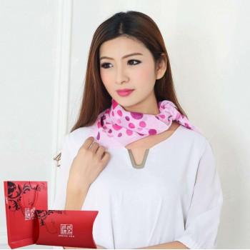 母亲节专供优质70*70春季新款30D雪纺方巾