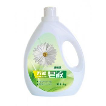 天然皂液3千克