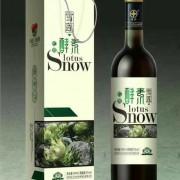 酵素酒 红酒 750ml