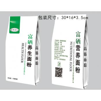 富硒养生面粉850g