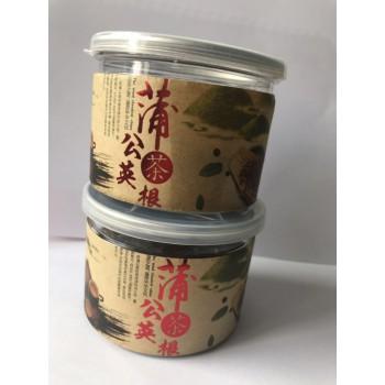 东北特产蒲公英根茶