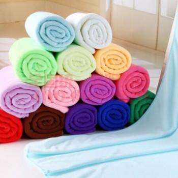 韩国多功能浴巾 快速吸水浴巾 纳米超细纤维