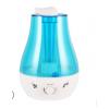 家用空气加湿器双喷3L大容量带LED灯加湿器