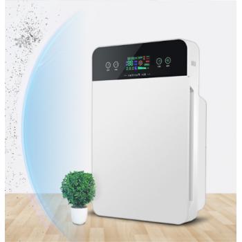 触摸遥控智能空气净化器家用负离子净化器PM2.5