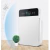 黑白款空气净化器  触摸遥控智能空气净化器家用负离子净化器PM2.5