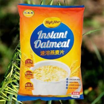 燕麦片300克   糖尿病人适用