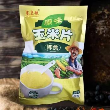 即食原味玉米片200克